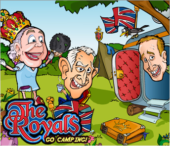 The Royals : Go Camping